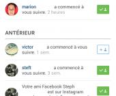 activite instagram