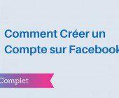 créer compte facebook