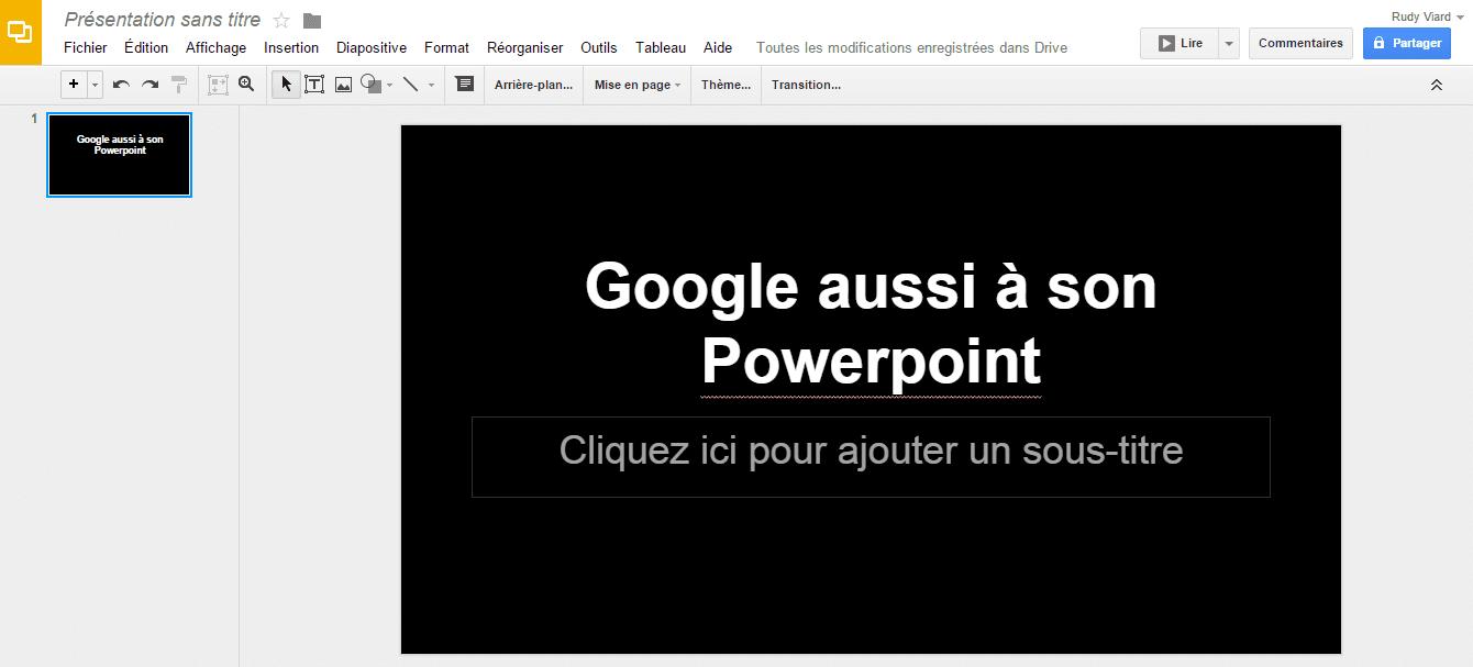 Cr er des diaporamas sans powerpoint guide complet - Comment faire un powerpoint open office ...
