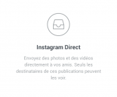 intagram direct