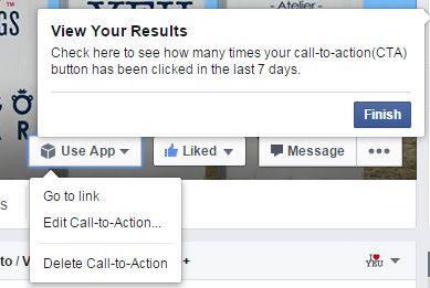 bouton appel à l'action