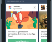 tumblr promoted apps
