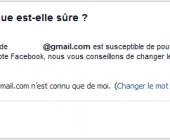 adresse électronique facebook volée