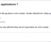 application facebook pirater