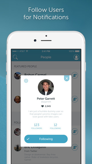 application periscope