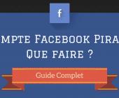 compte facebook piraté