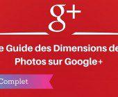 dimensions photos google+