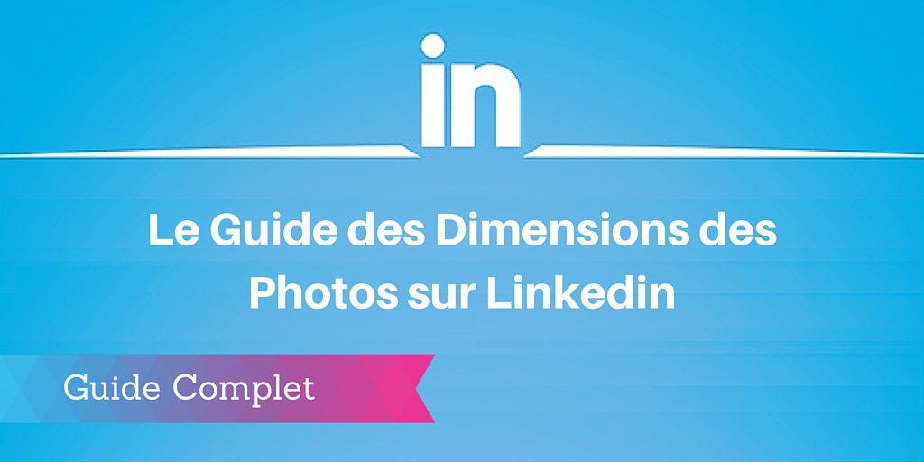 dimensions photos linkedin