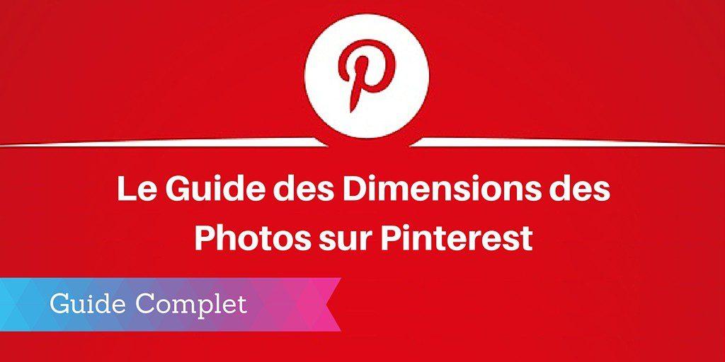 dimensions photos pinterest