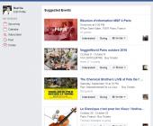 evenements facebook