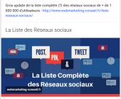 post optimisé google+