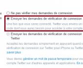 protéger twitter