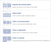 publications pages facebook