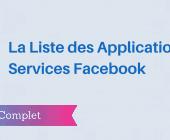 services facebook