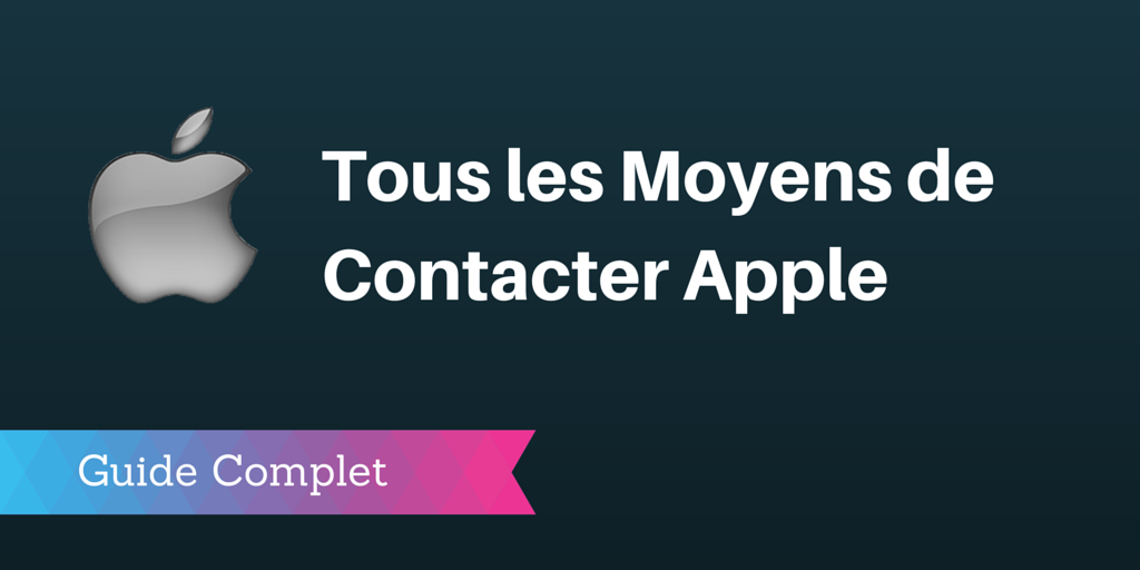 contact apple
