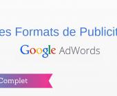 formats publicité google