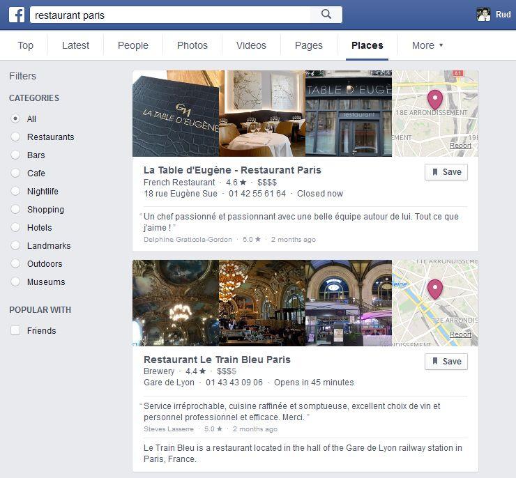 moteur recherche facebook