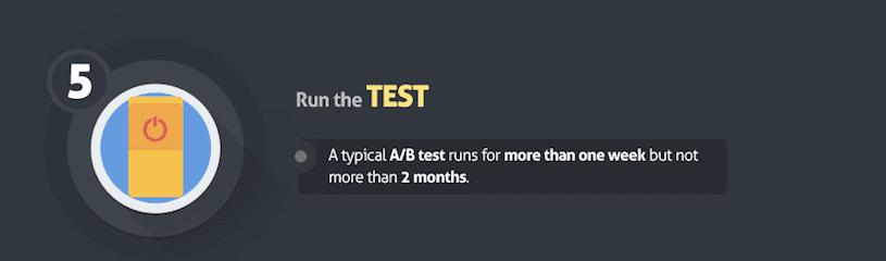 réaliser un test AB