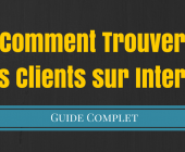 trouver clients internet