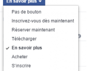 appel action facebook