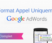 appel uniquement adwords