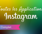 applications instagram