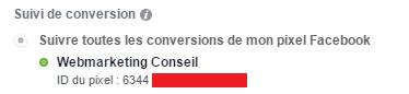 conversions facebook