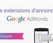 extensions annonces google