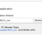 intérêt application mobile google adwords