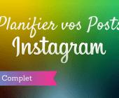 planifier instagram