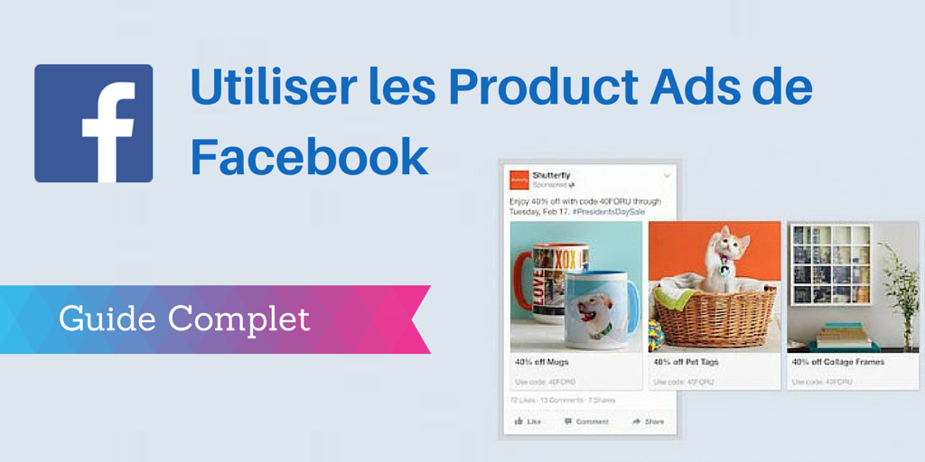 product ads facebook