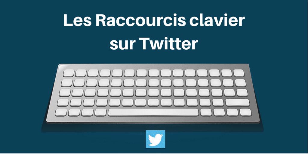 raccourcis twitter