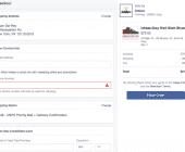 utiliser bouton acheter facebook