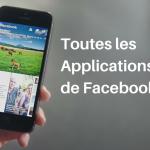 Les 25 Applications Facebook (+ 9 Apps que vous ne connaîtrez jamais)