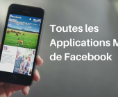 applications mobiles facebook