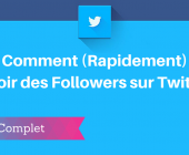 avoir des followers twitter