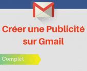 publicité gmail