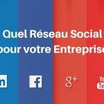 Quel Réseau Social Choisir ?