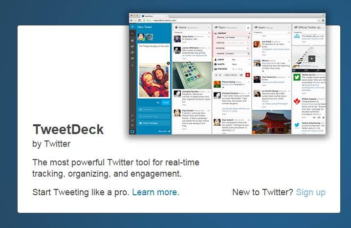 tweet deck