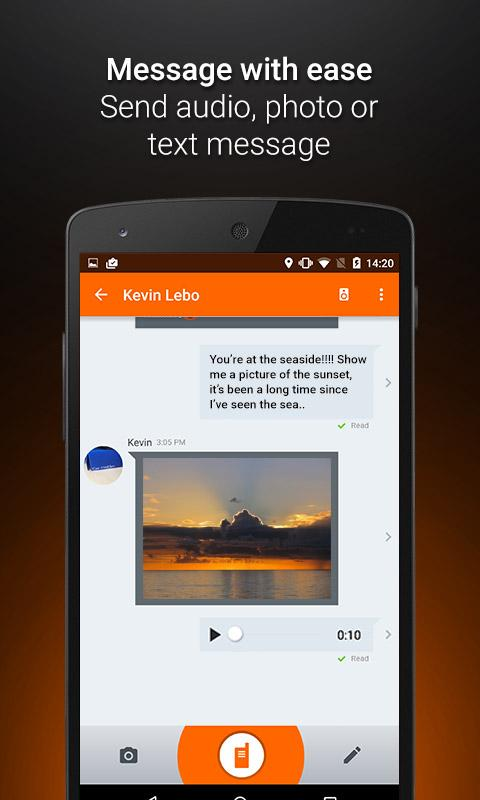 application voxer