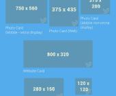 dimensions publicités twitter