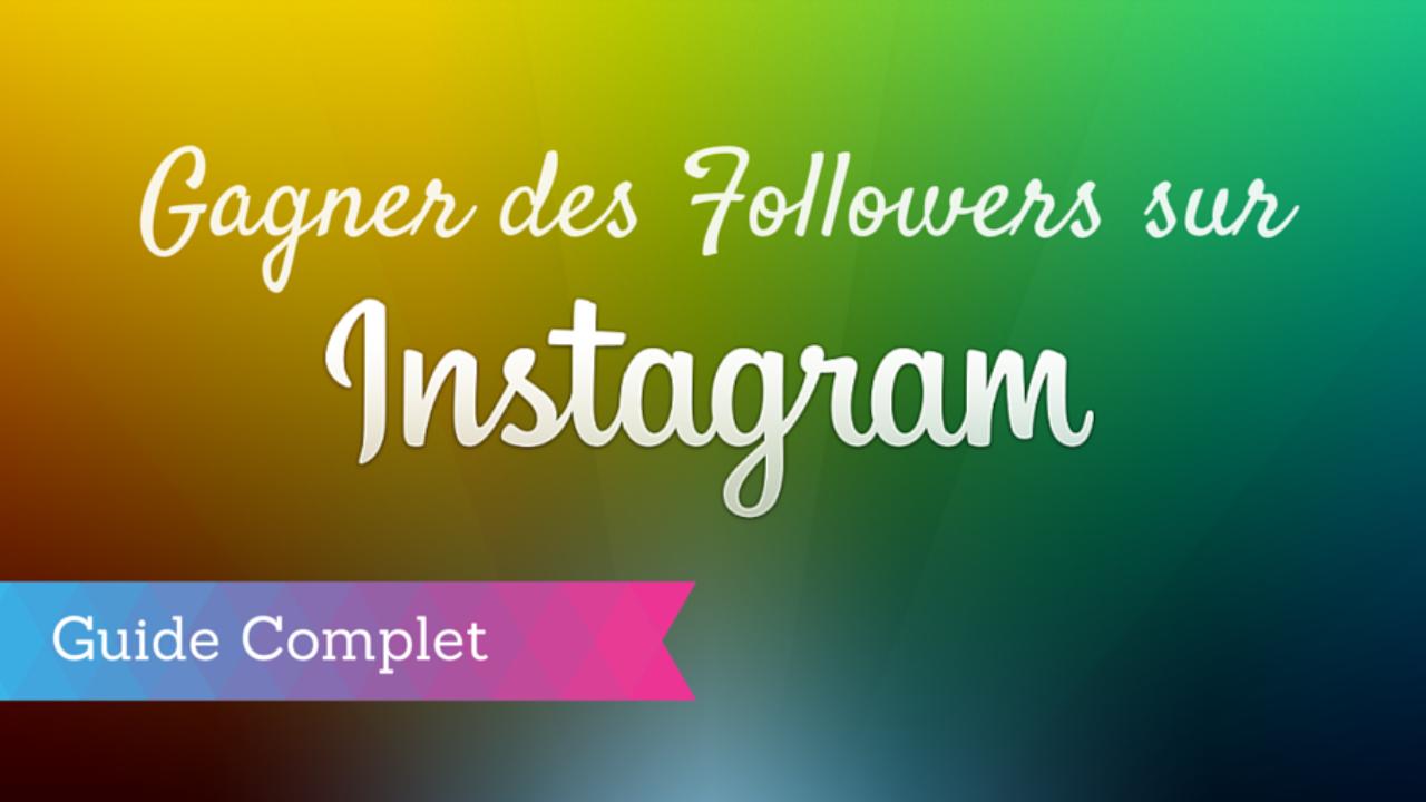 ▷ Ma Technique pour Gagner 1000 Followers sur Instagram en