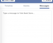 messages facebook