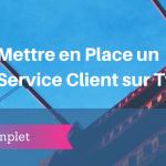 Comment Mettre en Place un Service Client sur Twitter ?