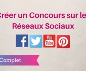 concours réseaux sociaux