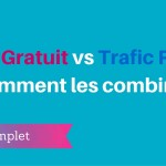 Trafic Gratuit vs Trafic Payant : Quel Trafic Choisir ?