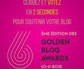 golden blog awards