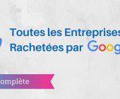 racheté par google