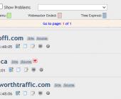recherche contacts