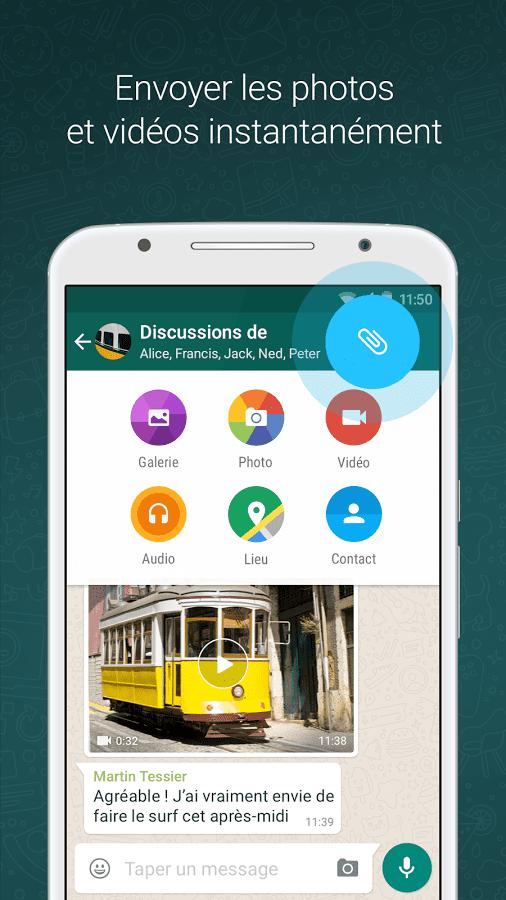 application whatsapp